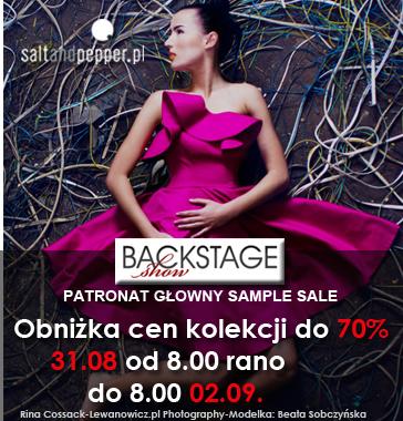 """Saltandpepper.pl oraz Polscy projektanci mody zapraszają wszystkich pasjonatów mody na akcję Designer Sample Sale """"Moda w Zasięgu Myszy""""!"""