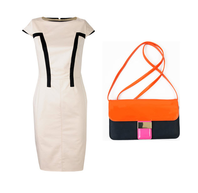 Sukienka i torebka Solar - wiosna/lato 2012