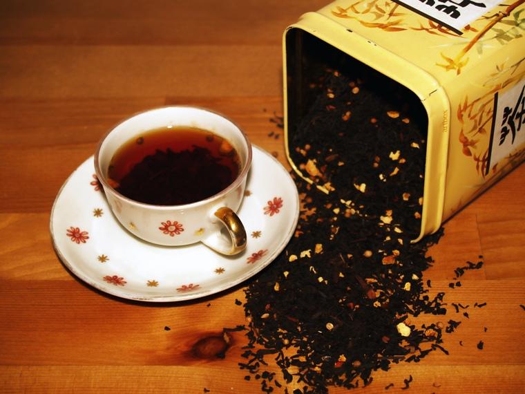 Herbata - przechowywanie