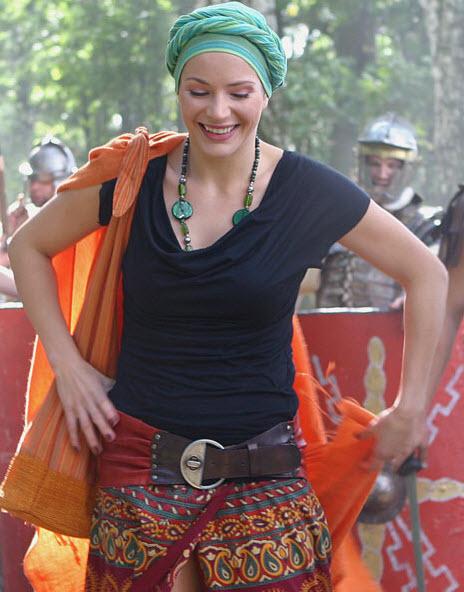 """Korba z filmu """"Lejdis"""" - styl etniczny"""