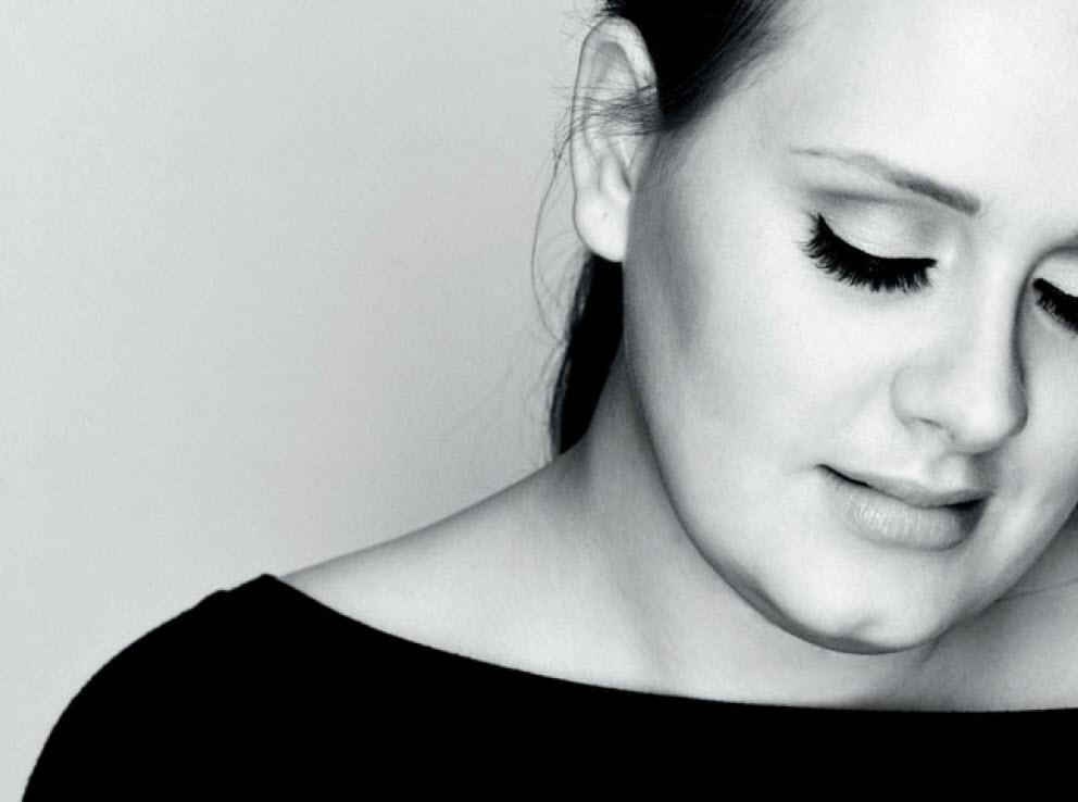 Makijaż Adele, Adele na okładkach