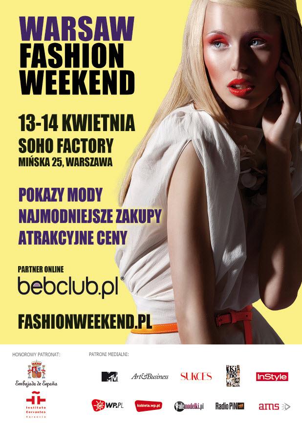 Warsaw Fashion Weekend 2012