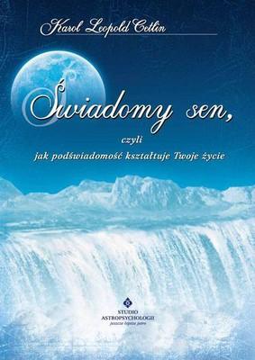 Świadomy sen - okładka książki