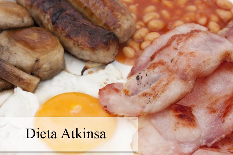 Dieta Atkinsa.