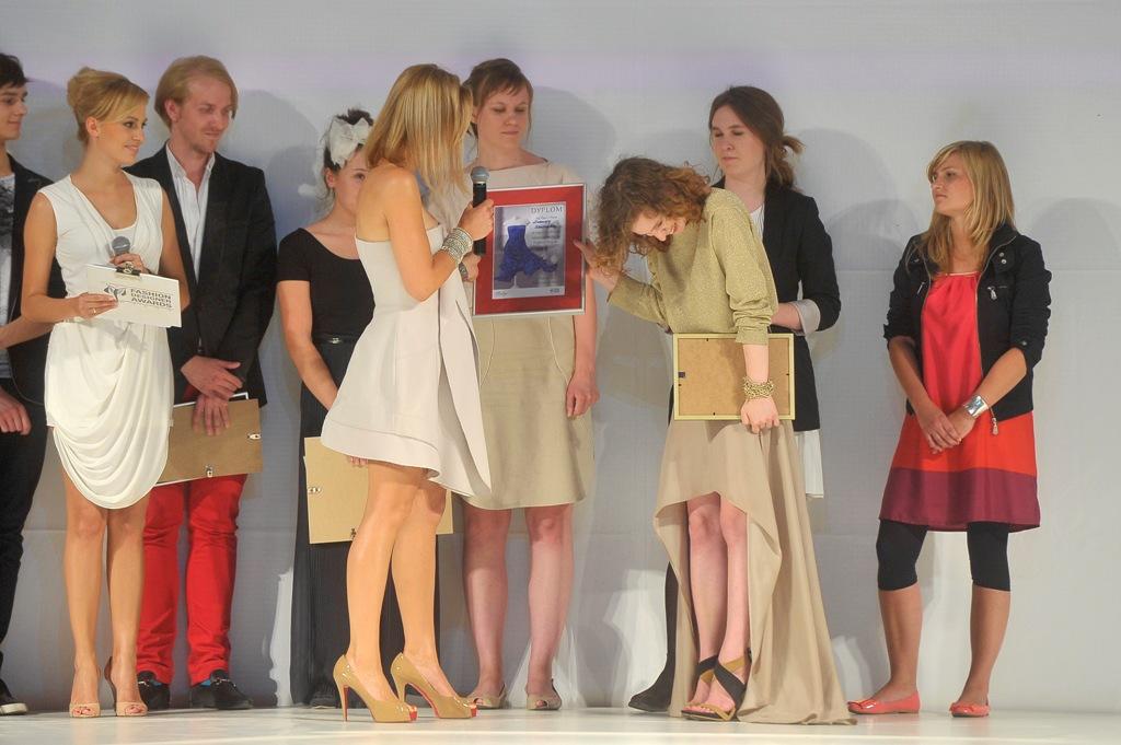Wręczenie nagród - FDA 2012