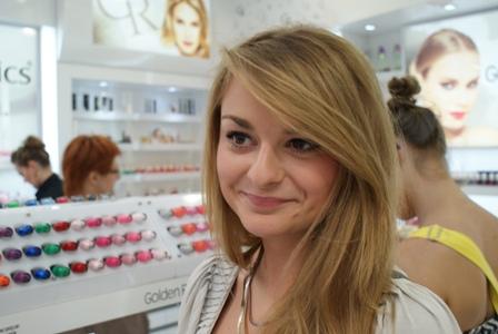 Aleksandra Szczepianiak została ambasadorką Golden Rose