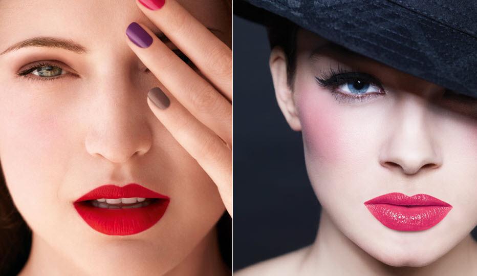 Trendy w makijażu - lato 2012