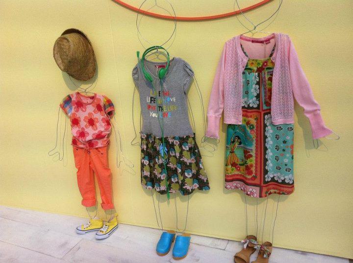 Moda dziecięca 2013