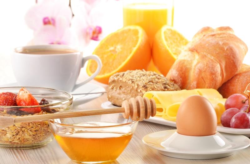 Śniadanie to podstawa.