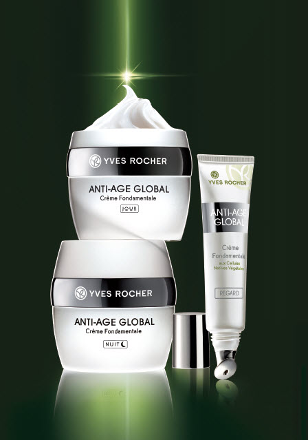 Kremy Anti-Age Global Yves Rocher
