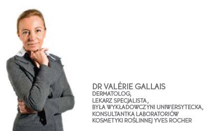 Dermatolog Yves Rocher
