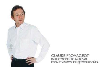 Dyrektor Yves Rocher