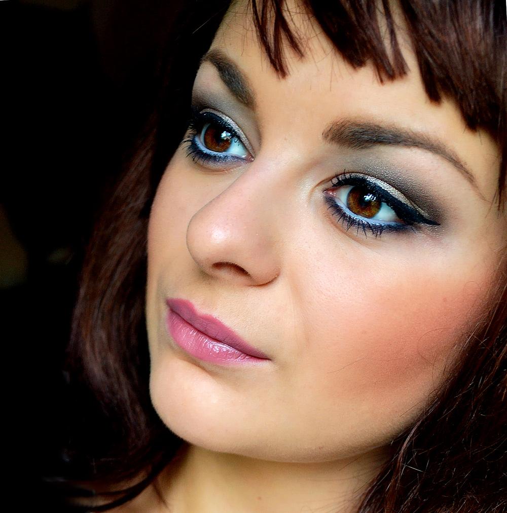 Makijaż w stylu Audrey Hepburn