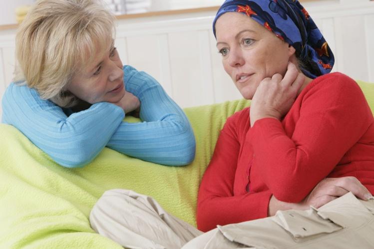 Больной против рака - руководство для родственников больного