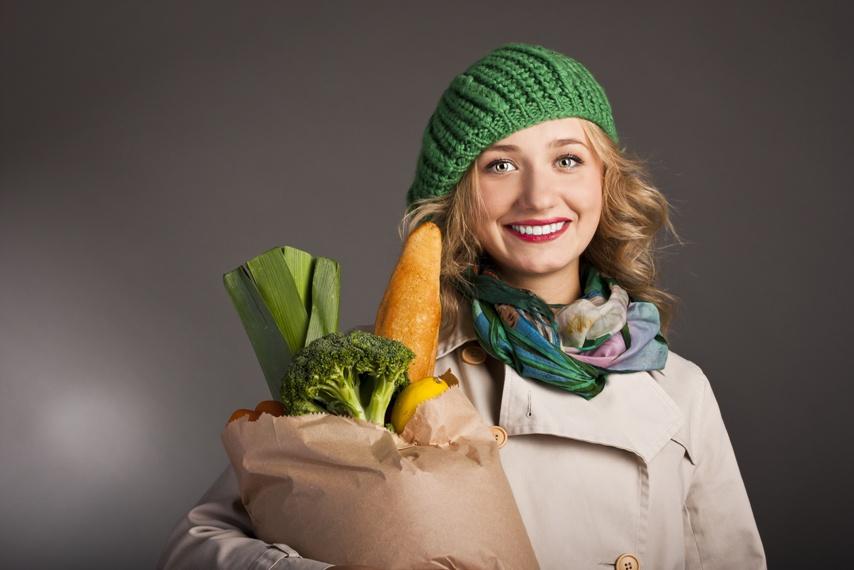 Влияние диеты на интимное здоровье женщины