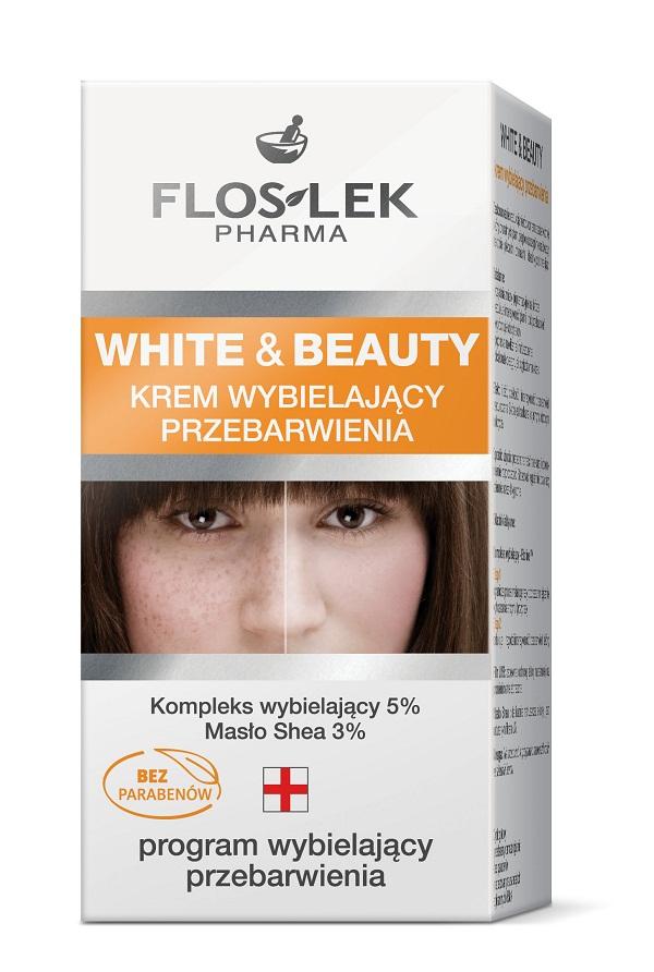 Отбеливание от обесцвечивания - косметика FlosLek
