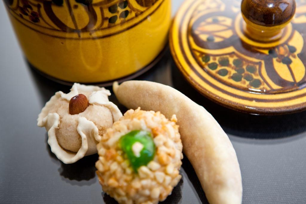 Deser z Maroka