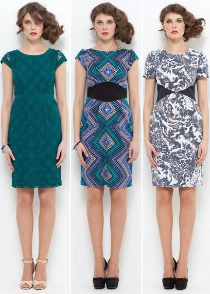 Vissavi - sukienki - kolekcja 2013
