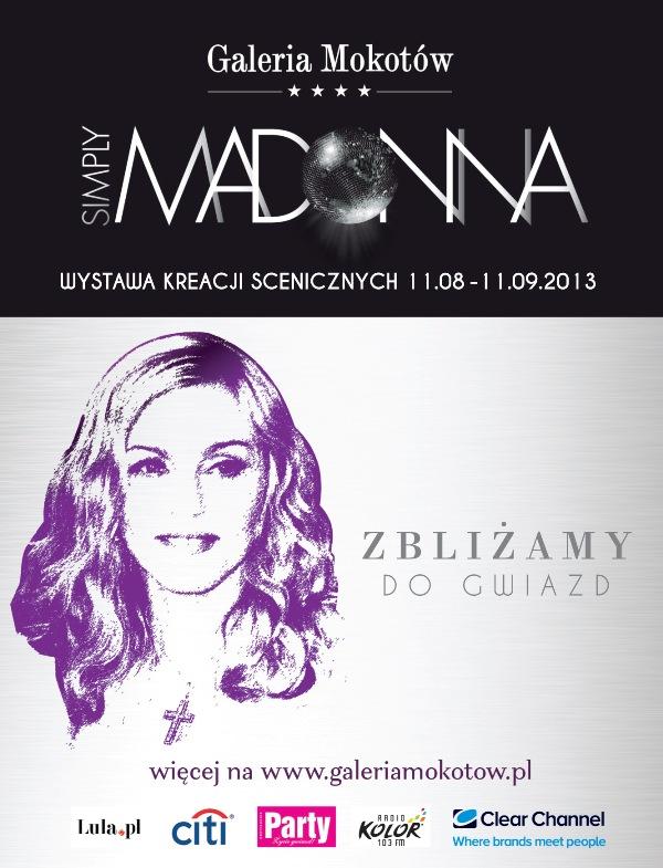 Madonna - wystawa