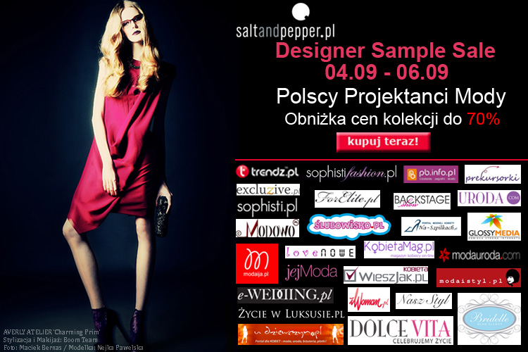 Designer Sample Sale