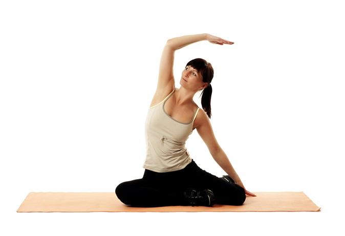Rozciąganie stretching - mity na temat rozciągania