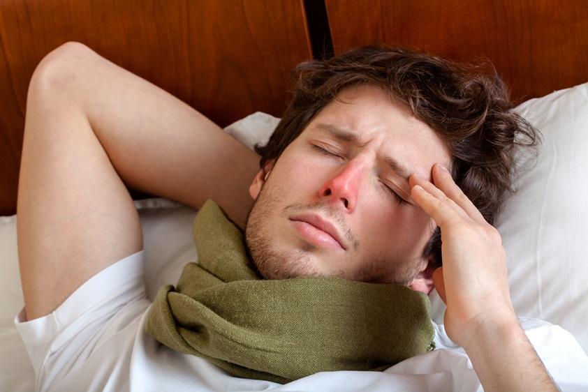 grypa powikłania