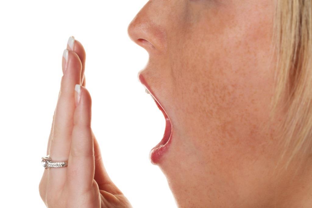 sposoby na nieświeży oddech