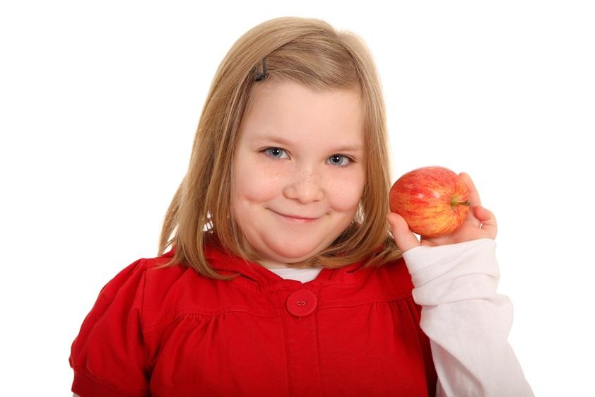 nadwaga u dziecka