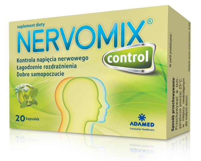 Nervomix Sen и Nervomix Control