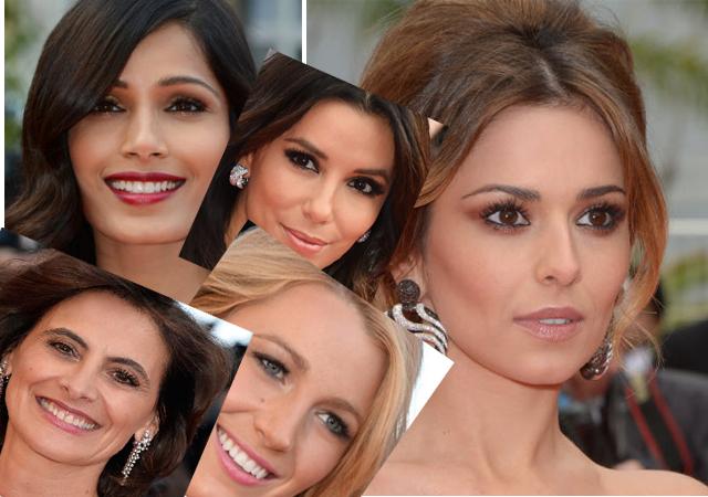 Makijażowe triki gwiazd prosto z Cannes