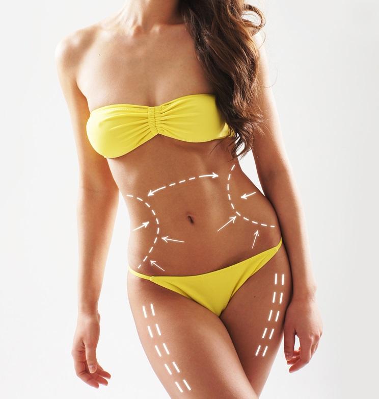 Zabiegi odchudzające i likwidujące cellulit