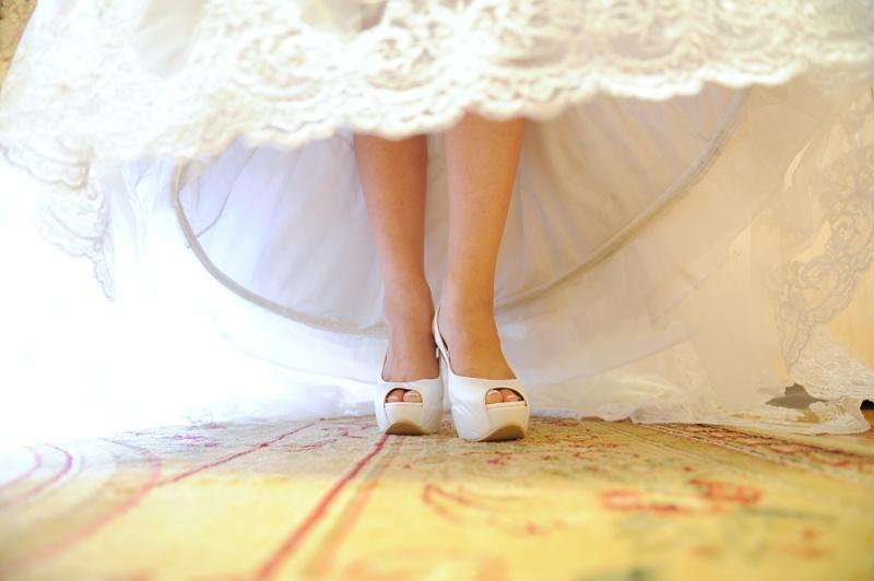 depilacja przed ślubem