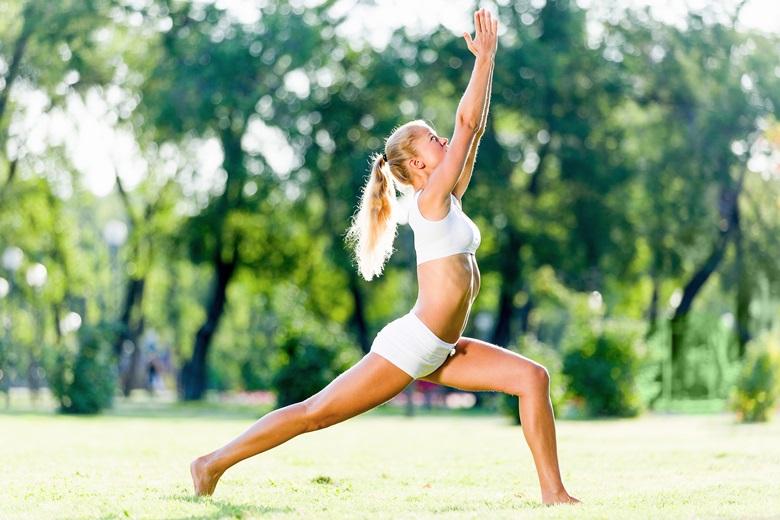 joga zwalcza stres