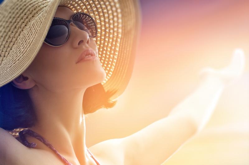 zabiegi chroniące przed słońcem