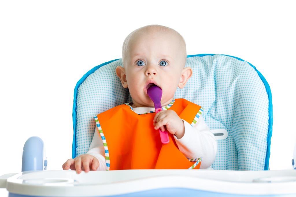 zasady żywienia niemowląt