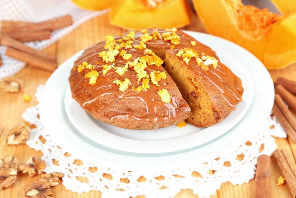 Hiszpańskie ciasto pomarańczowo-migdałowe
