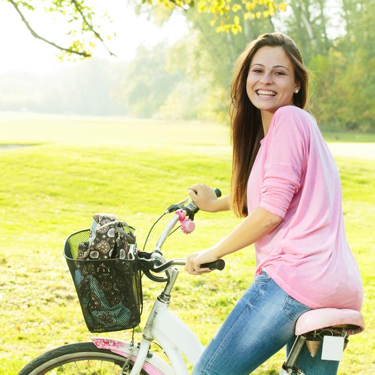 Jak jeździć na rowerze, żeby schudnąć? - Mangosteen