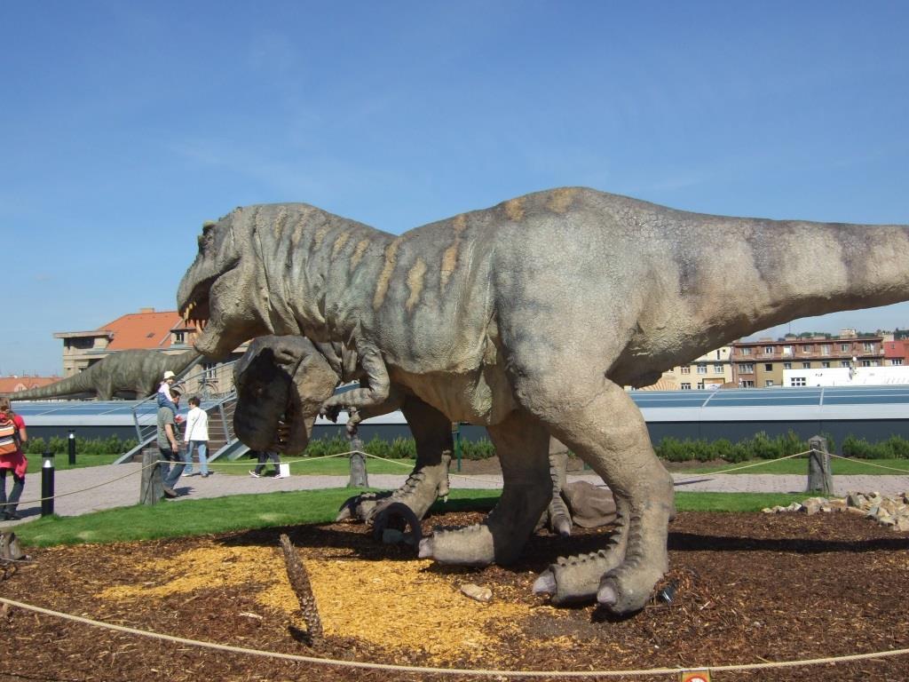 park jurajski - atrakcje dla dzieci
