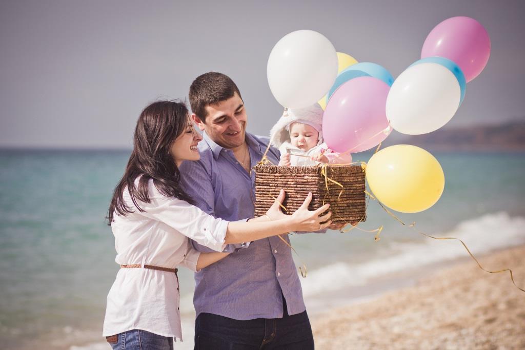 urlop z niemowlęciem