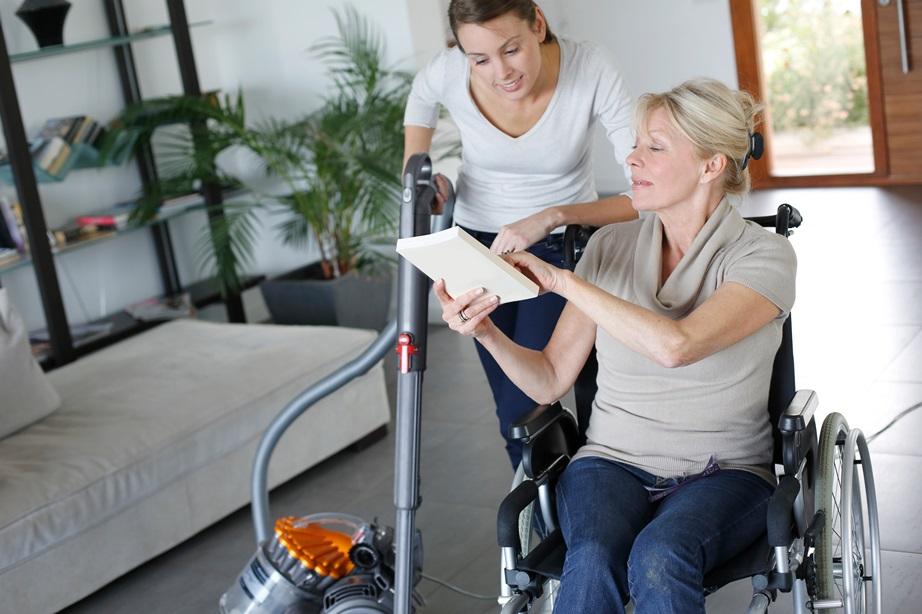 osobisty asystent osoby niepełnosprawnej