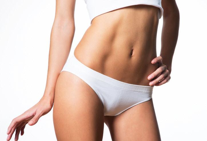 depilacja okolic intymnych