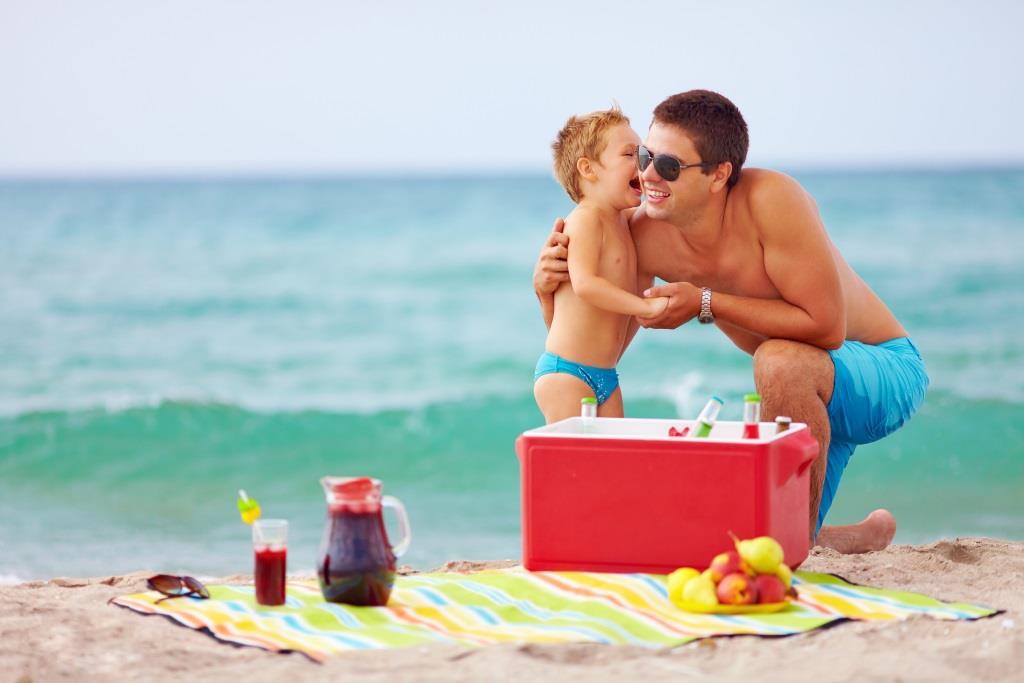 zdrowe nawyki żywieniowe na wakacjach