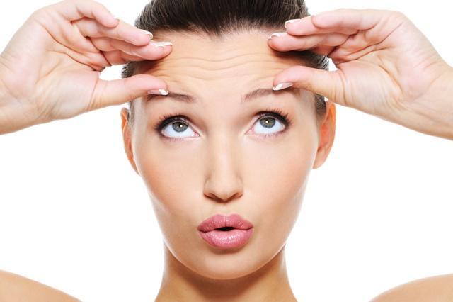5 oznak starzenia się twarzy