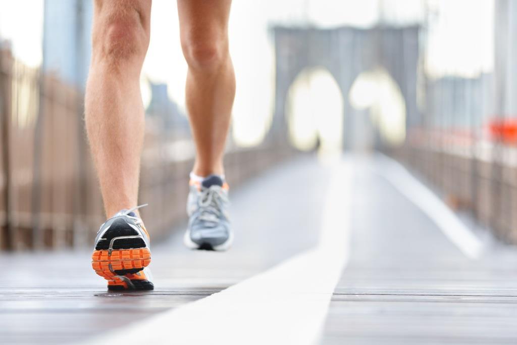 kontuzje stóp podczas biegania