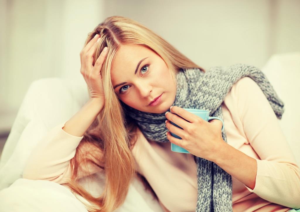 powikłania grypy