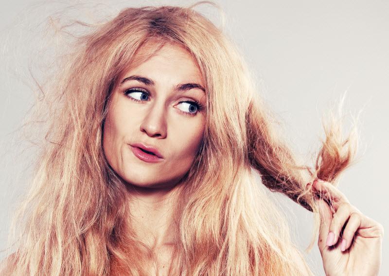 regeneracja włosów po lecie