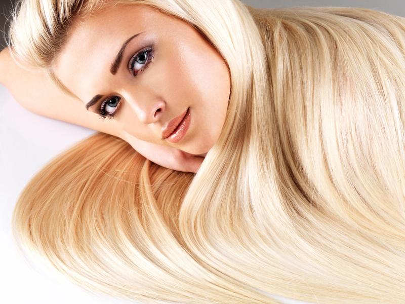 włosy suche - pielęgnacja