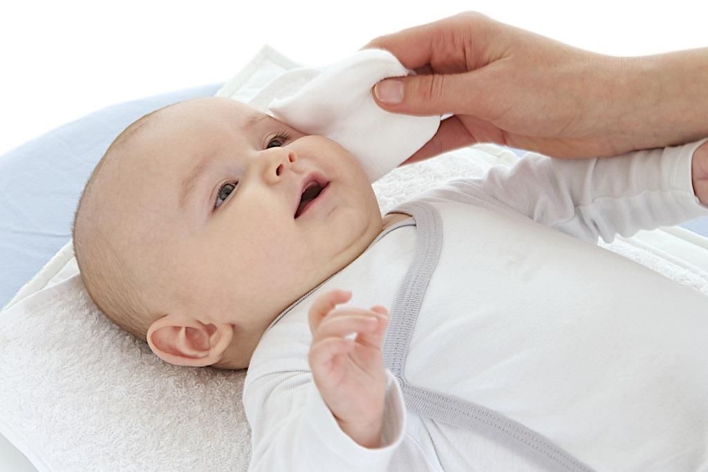 ulewanie u niemowlęcia