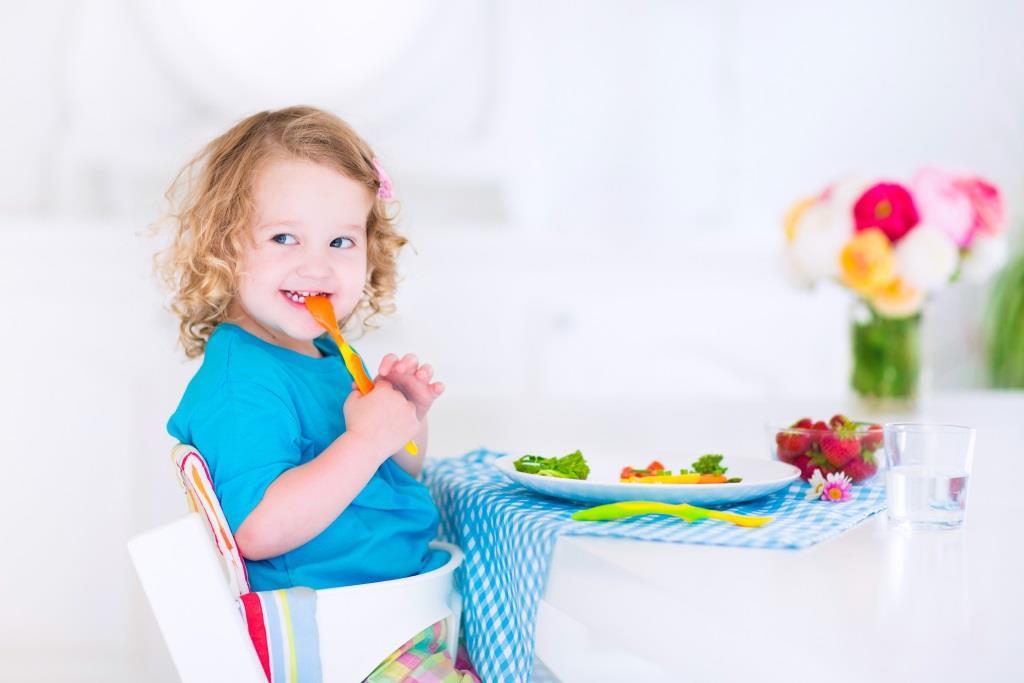 zdrowa dieta małego dziecka