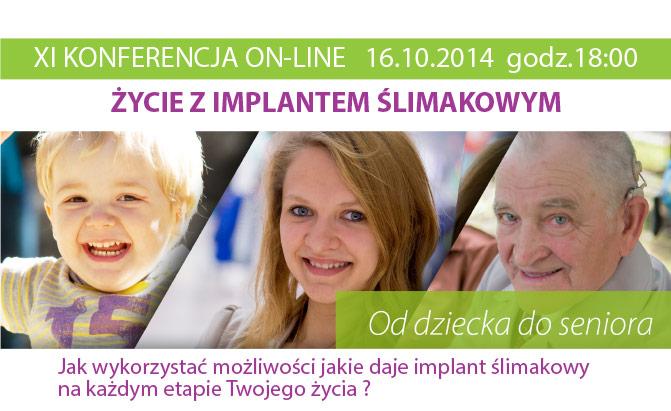 Жизнь с имплантатом улитки - онлайн-конференция